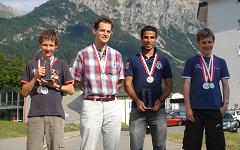 Nico Georgiadis, Richard Forster, Kambez Nuri, Gabriel Gähwiler