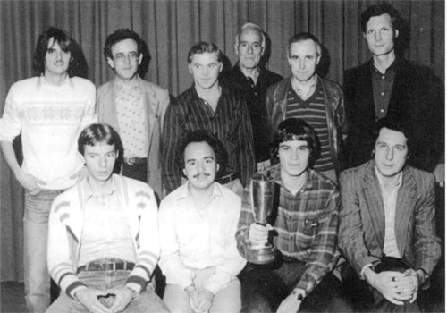 SG Winterthur, Schweizer Mannschaftsmeister 1981