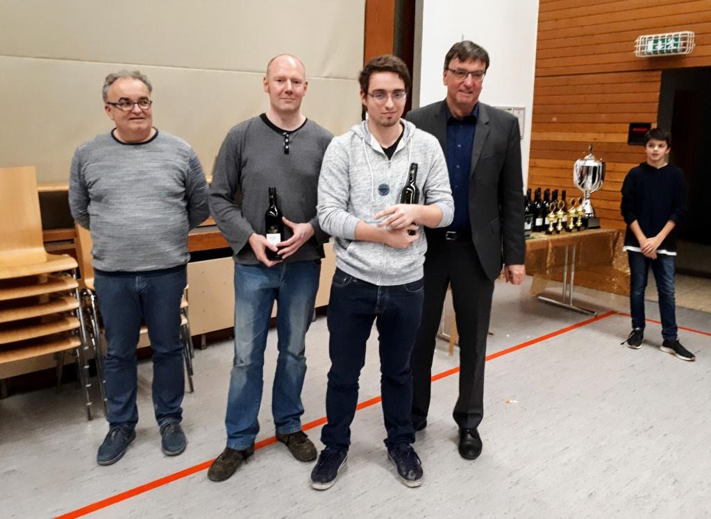 Sebastian Gattenlöhner - Sieger Einzelwertung Brett 2