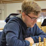 IM Gabriel Gähwiler - Sieger des 1. Winterthurer Blitz-Opens